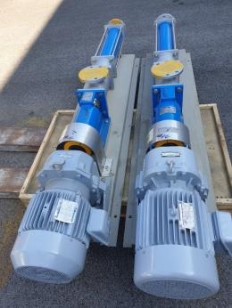 모노펌프(7,5hp)