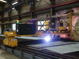 CNC 플라즈마 컷팅 머신,절단기,절곡기,가공기