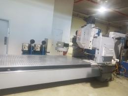 하스 CNC라우터, 조각기, 알루미늄 GR510