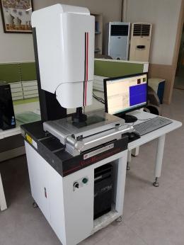 비디오메타, 2차원측정기,소백(SOBEKK) E200