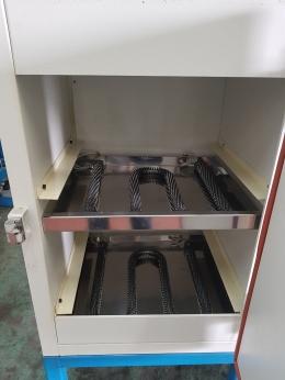 열 컨베이어, 박스건조기, 박스오븐, 코일히터 급 매각합니다. (3대)