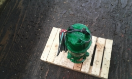 수중배수용펌프