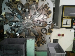 스프링cnc 기계 /스프링기계/스프링