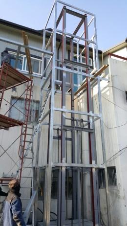 화물용 리프트, 화물용엘리베이터, 화물용승강기, 덤웨이터, 화물리프트, 유압승강기