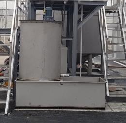 응집제 용해탱크 (벨트프레스, 가압부상조, 반응조)