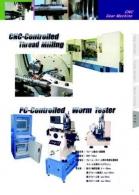 CNC 밀링머신 CNC WORM MILLING MACHINE