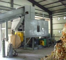 RPF(RDF)제조설비 성형기제작 성형기 파쇄기 폐기물처리