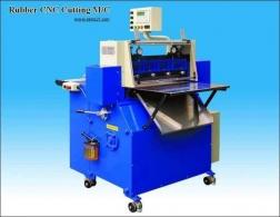 고무기계,고무성형기계,고무 CNC 자동절단기