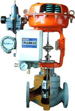 콘트롤밸브 Cage Guided Single Seat Globe Valve