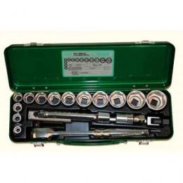 핸드소켓세트  / 1/2*17PCS (760MS) / 토네