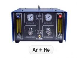 정밀형 가스혼합기(알곤+헬륨)