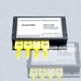 온도 데이터 로거 (4 Channel Thermocouple Based Temperatur