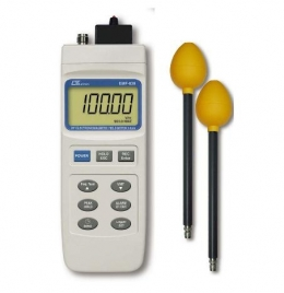 3 Axis RF Electromagnetic Field Tester(100KHz to 3
