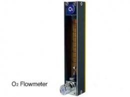 O2 유량계(flowmeter)
