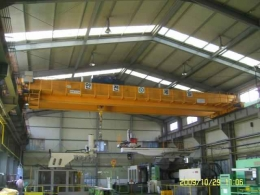 호이스트크레인 30/5톤 17m