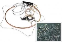 Wire Forming, Flat springs, 와이어포밍, 판스프링