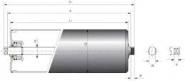 산업용롤러-리턴롤러(리턴롤라)