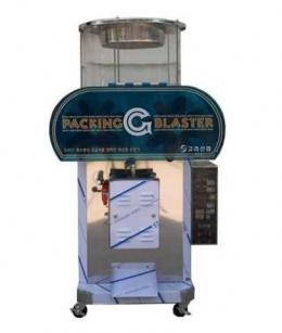 액상포장기계- 3단 단면 콤마 날인 포장기