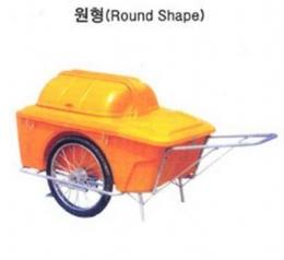 (추천상품)청소용 손수레, DJ-1101 손수래, 구청용 손수레, 청소용손수레