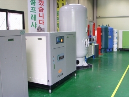 신품 SCREW COMPRESSOR 50HP외