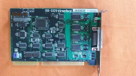 보드, Interface(일), IBX-3329, LMDA 036