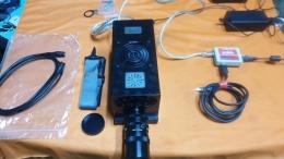 CCD 휘도계, LumCam 1.0, Photometric Solutions Internationa