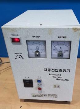A V R(자동전압조정기)