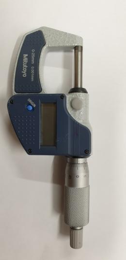 디지털외경마이크로미터