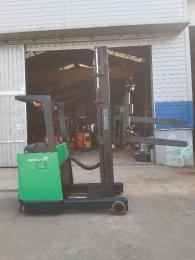 직수입-TOYOTA 3톤 리치 (회전-포크) 전동지게차