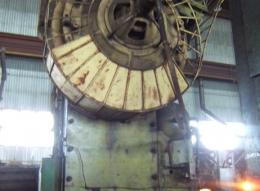 보르네츠 1000톤 크랑크샤프트 단조프레스