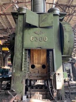 보르네츠 6300톤 열간단조프레스