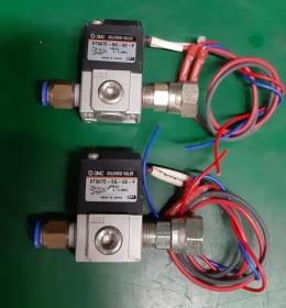 SMC VT307E-5G-02-F 솔레노이드밸브