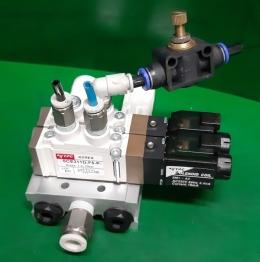 YPC SCE311D-F5-P- 솔레노이드밸브 세트