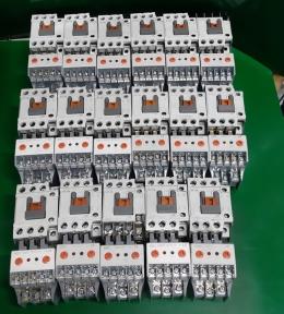 MC-9b GMP22-2P 5A 교류전자개폐기 전자식 모터 모호 계전기 세트