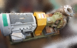 스덴펌프 30마력(22KW) 380V 30마력 스텐펌프 히타치 TFOA