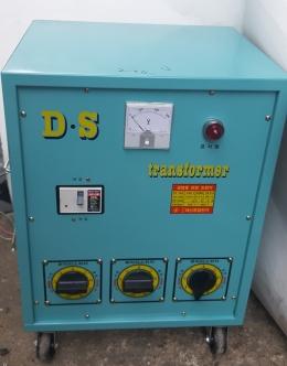 20KVA 트랜스 공업용 전압조정기 380~220V