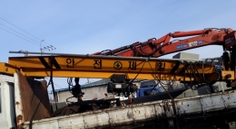 호이스트 2톤(폭5200)
