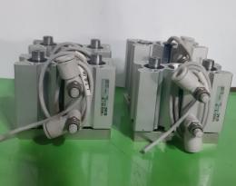 SMC MGQL16-10 실린더
