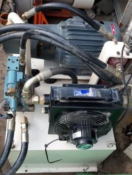 5마력 유압유니트 3.7KW 유압유니트