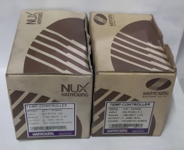 DX7-PCWNR 한영 온도조절기 미사용품 박스