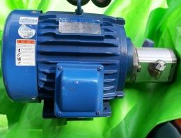 3마력 유압펌프 2.2kw 220/380v 3마력 6극 유압펌프