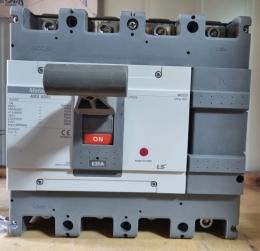ABS604C 630A 4P Metasol 차단기 4p