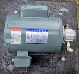 단상 2마력 유압펌프 1.5kw 2HP 4극
