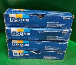 FALINK TB-1H50 단자대 미사용품 박스