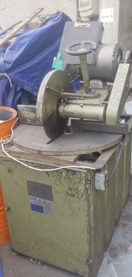 원반알미늄카타기