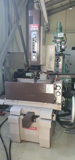 진영정기 방전기 JCE-30A 중고 방전기