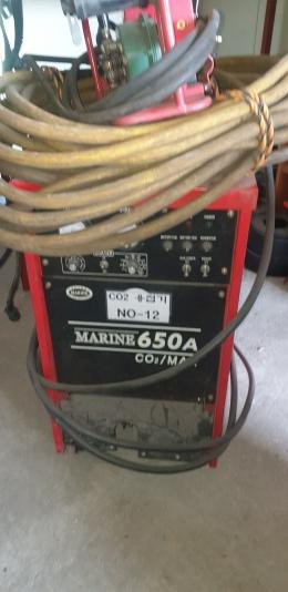 용접기 CO2  600A