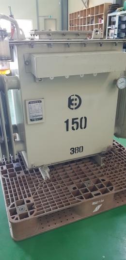 TR150kva 220/380v 변압기, 오일타입,중고변압기