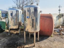 1㎥ 응축수탱크(저장탱크)