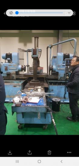 CNC 양두밀링